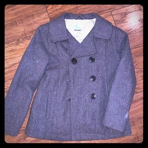 Old Navy Little Girls Pea Coat